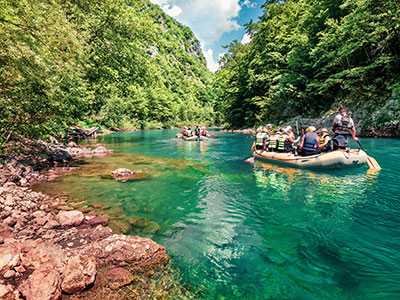 Groepsreis Bosnië en Herzegovina & Montenegro; Charme van de Balkan