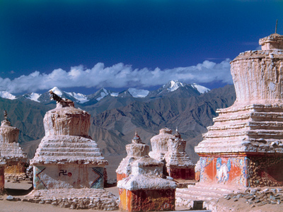 Groepsreis India Ladakh; In Tibetaanse sferen