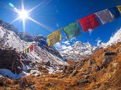 Groepsreis Nepal: Annapurna Circuit; Spectaculaire trektocht voor de échte liefhebbers
