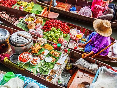Groepsreis Thailand Avontuurlijk; De hoogtepunten van Siam afbeelding