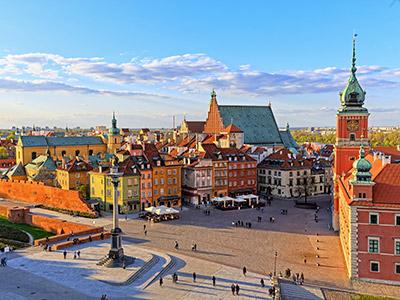 Sfeerimpressie Stedentrip Warschau en Krakau; Van een kleurrijk marktplein naar de Poolse parel
